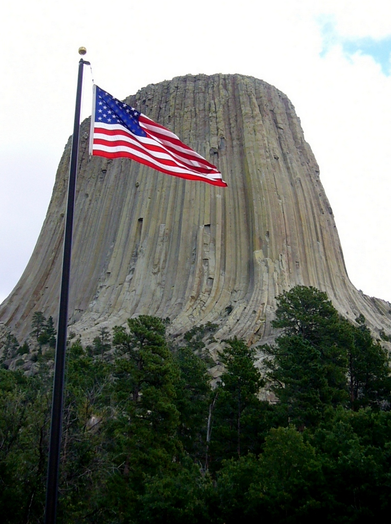 Devils Tower #ReisenUSA