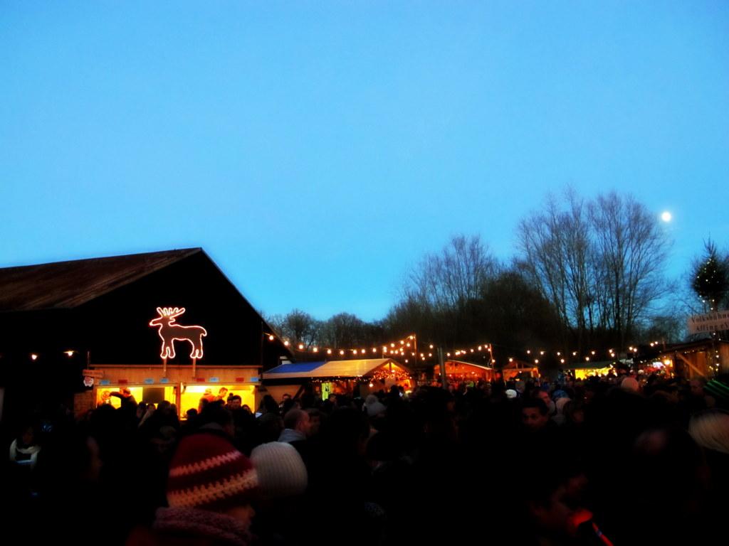 Weihnachtsmarkt in Affing