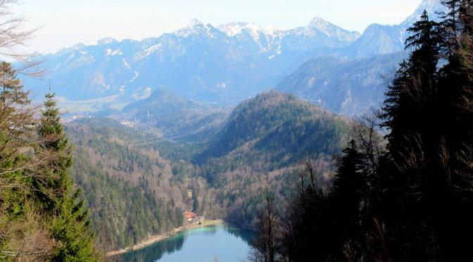 Ein Traumtag – Wanderung von Pfronten nach Füssen