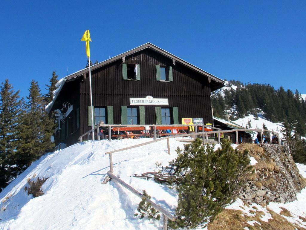 Tegelberghaus