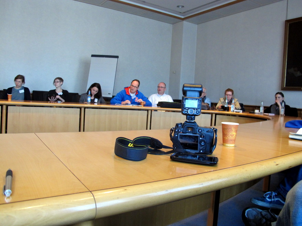 Im Ausschusszimmer