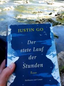 Justin Go 'Der stete Lauf der Stunden'