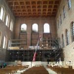 Orgel-Neubau in der Konstantin Basilika Trier
