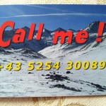 "'Call me!' ""listen to the sound of the melting Vernagt Ferner glacier in real time"""