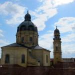 ...das ist das Stockwerk mit der grandiosen Aussicht auf die Theatinerkirche