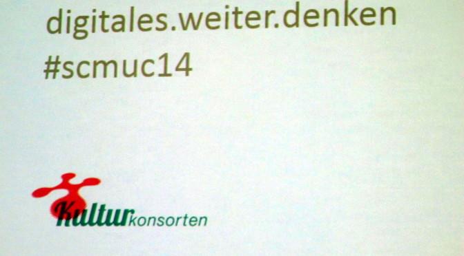 stARTcamp 2014, München eben!