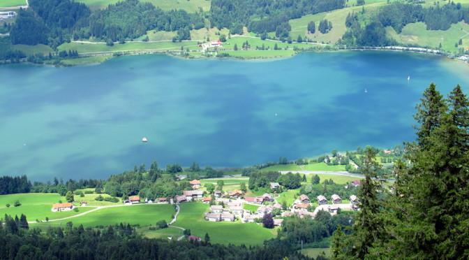 Immenstädter Horn und Alpe Gschwenderberg