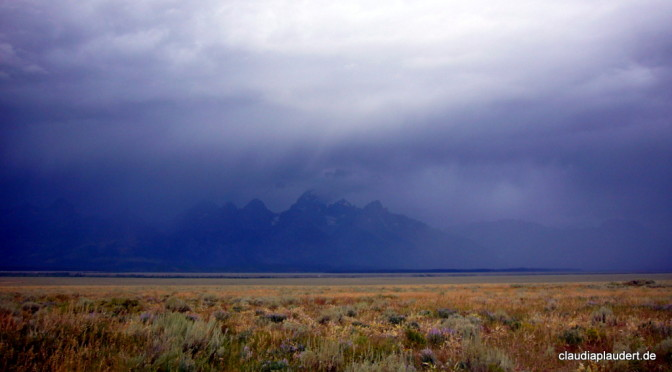 Grand Teton NP – Rainy days