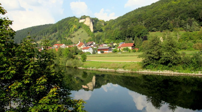 Altmühltal Panoramaweg von Beilngries nach Riedenburg