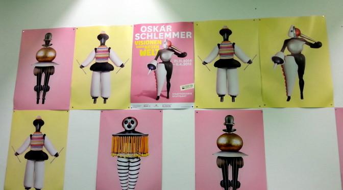 Oskar Schlemmer in der Staatsgalerie Stuttgart