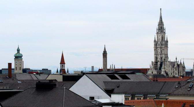 München – es hat ein bisschen gedauert…