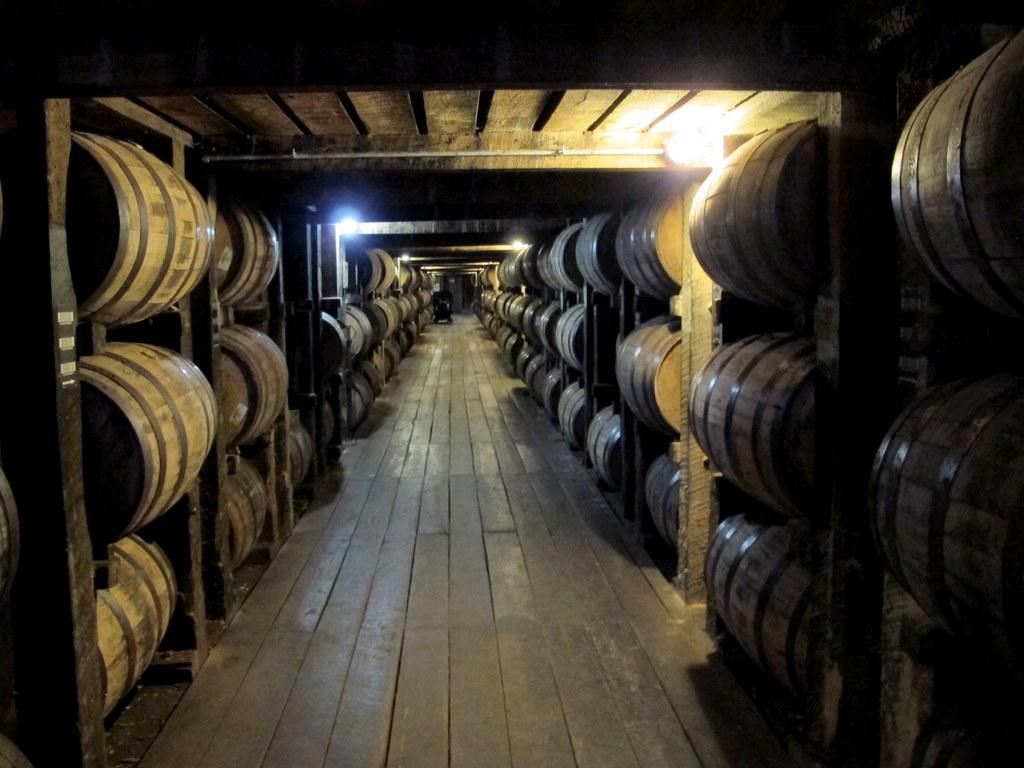 Bourbon Distillery Tour in Bardstown