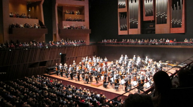 Lang Lang und das National Symphony Orchestra in Luxemburg