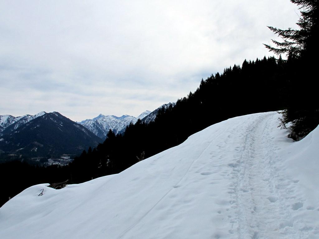 Lechweg Füssen - Höfen