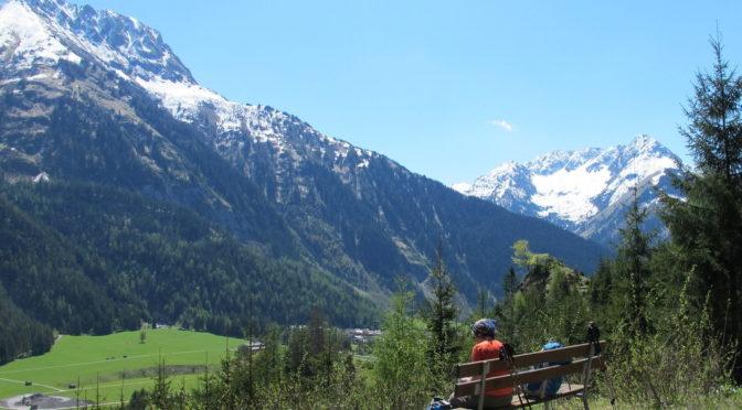 Der Lechweg – von Höfen bis Elmen