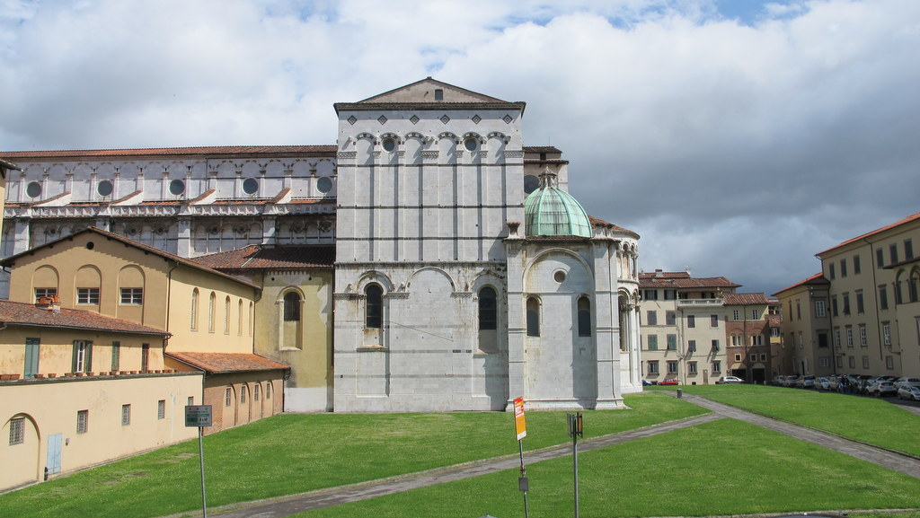 Kathedrale in Lucca