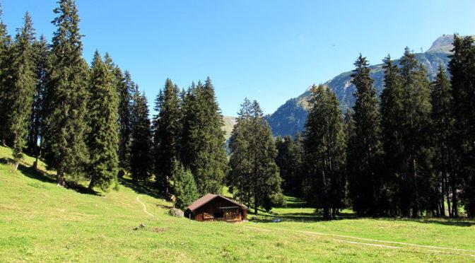 Lechweg – von Lech bis zum Formarinsee: The End