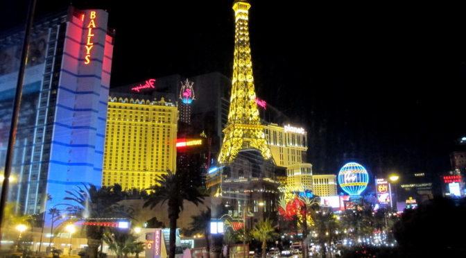 Las Vegas – Ausgangspunkt für Reisen in den Südwesten der USA
