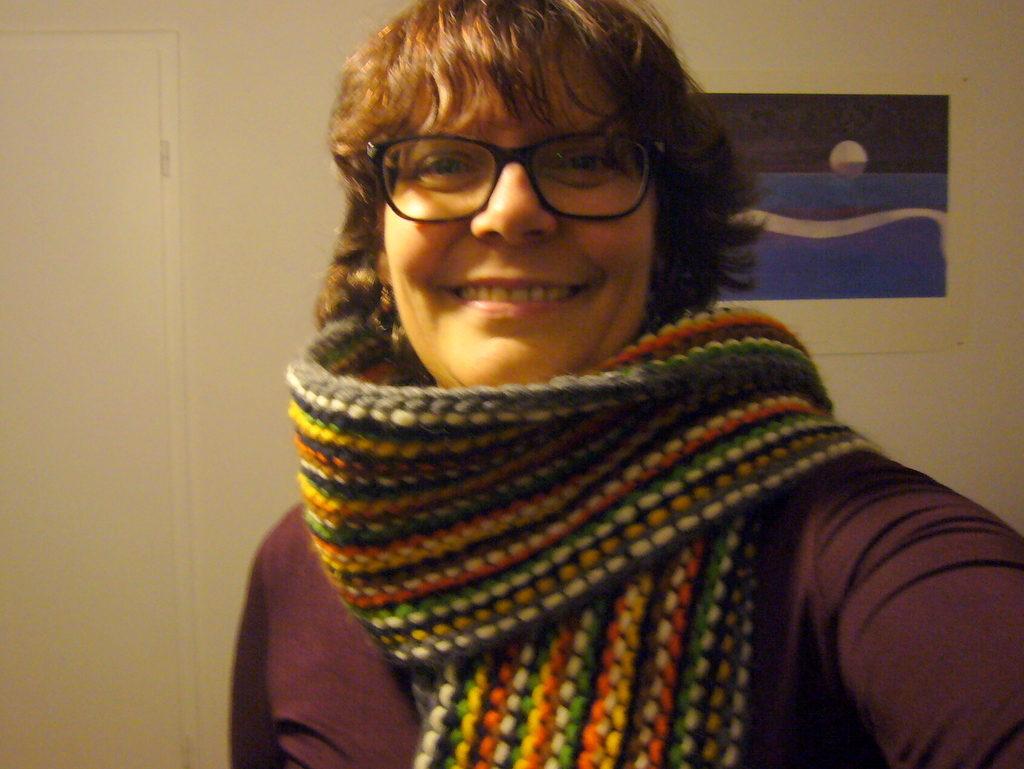 Schal fürs Leben