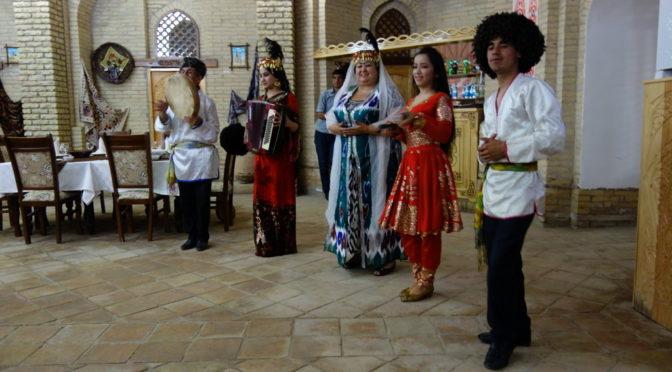 Usbekistan – menschliche Begegnungen