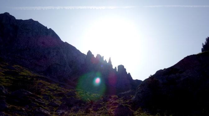 Maximiliansweg: vom Tegelberg zur Kenzenhütte