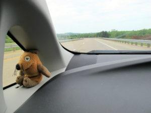 Die Maus auf Reisen