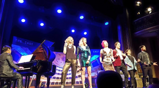 """""""The Cast – The Opera Band"""" im Augsburger Parktheater"""