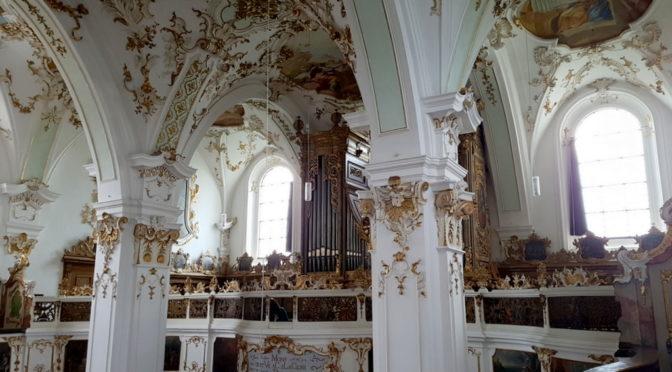 Klosterkirche Andechs – kein Geheimtipp, aber ein Tipp!