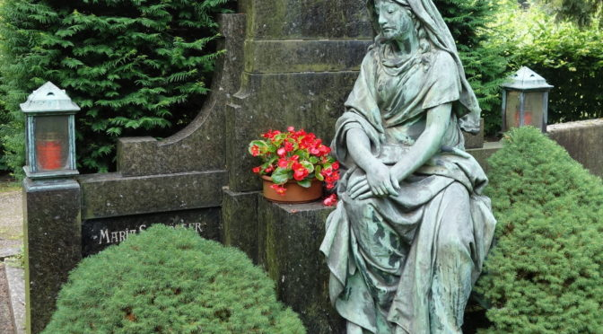 RWS-Verlag, DSGVO und der Melatenfriedhof in Köln