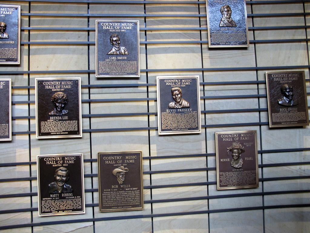 Music Hall of Fame, Nashville