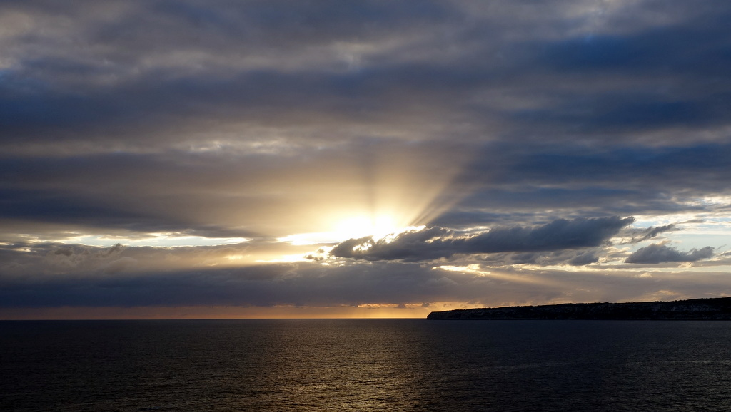 Formentera Sonnenaufgang