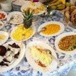Frühstück La Hacienda