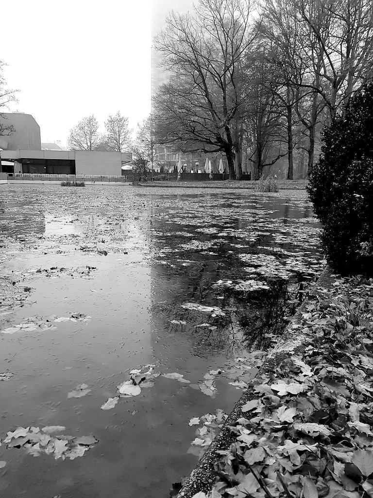 See im Wittelsbacher Park Augsburg