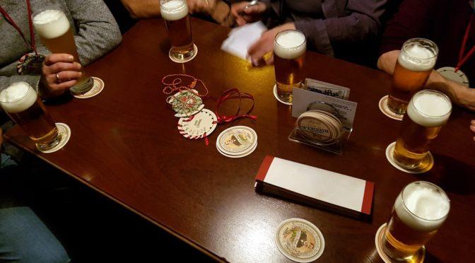 Kneipentour, eine wirklich langjährige Tradition