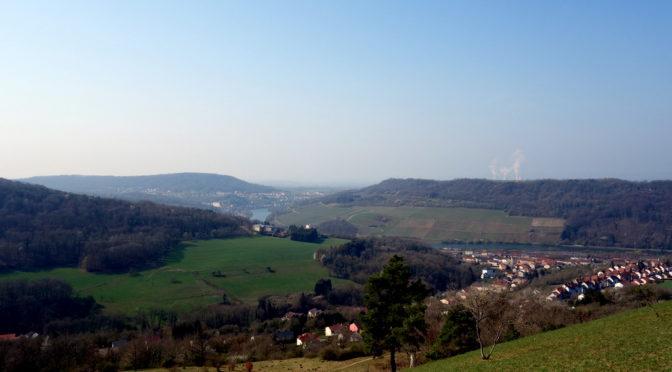 Panoramaweg Perl und ein Ausflug zur Saarschleife