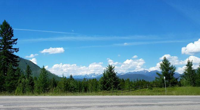 Glacier, Waterton Lakes und Grassland National Park