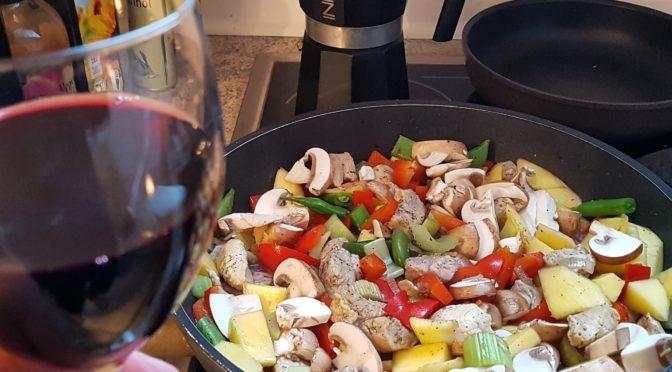 Vom Essen und Kochen – Erinnerungen und das Heute