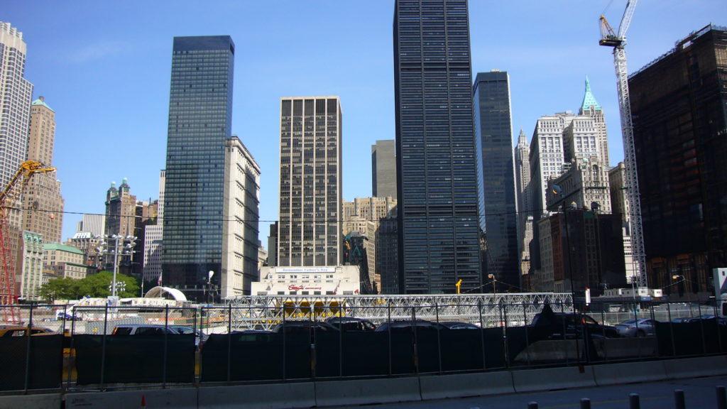 Ground Zero New York 2008
