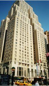 Hotel New Yorker 2005