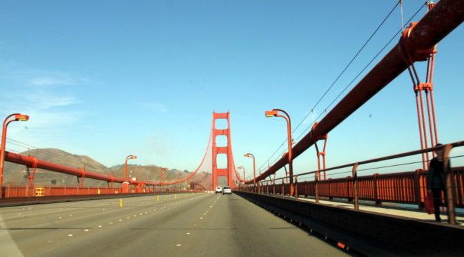 Quer durch die USA Teil 2 von Las Vegas nach San Francisco